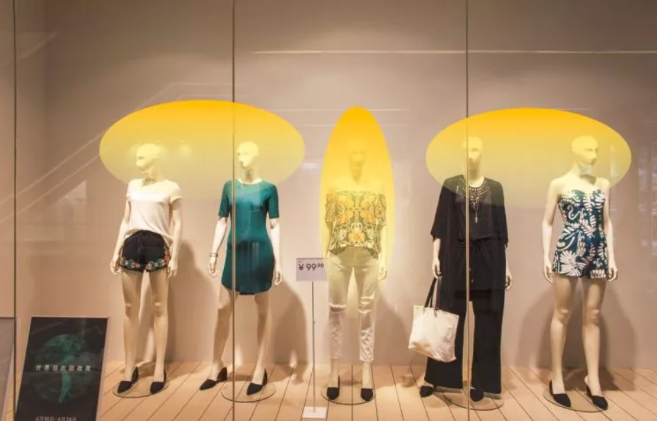 indoor track lighting fixtures for clothes store