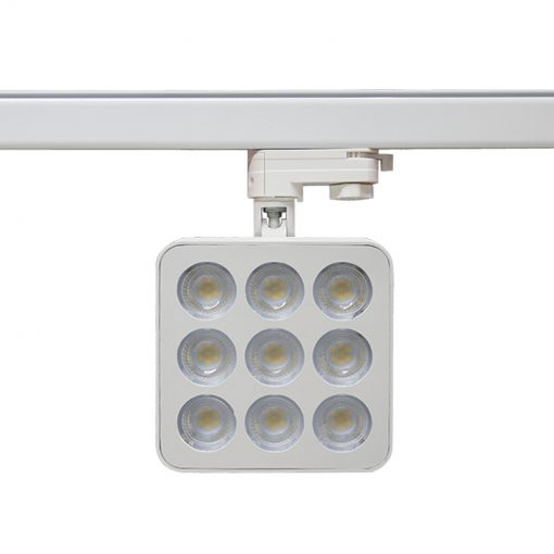 40w track led light