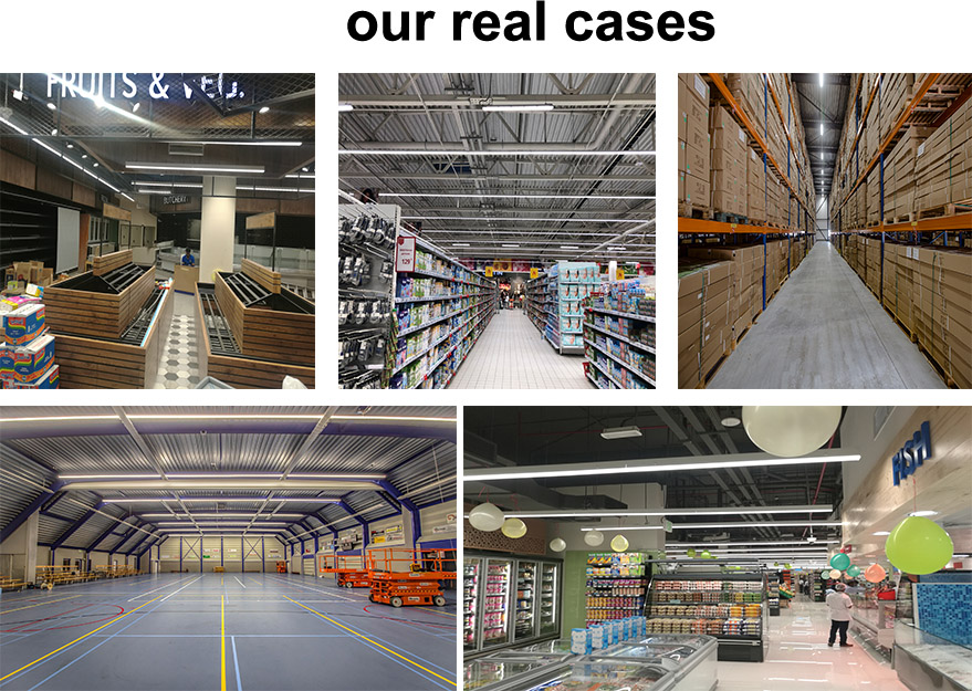 our real cases